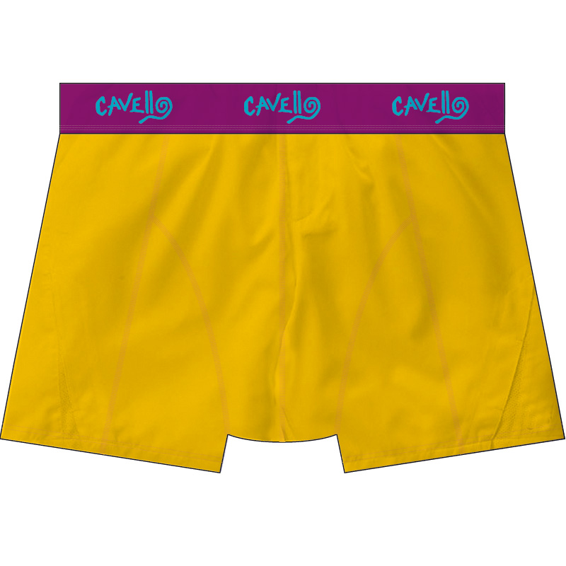 1-Pack Men Yellow/Purple