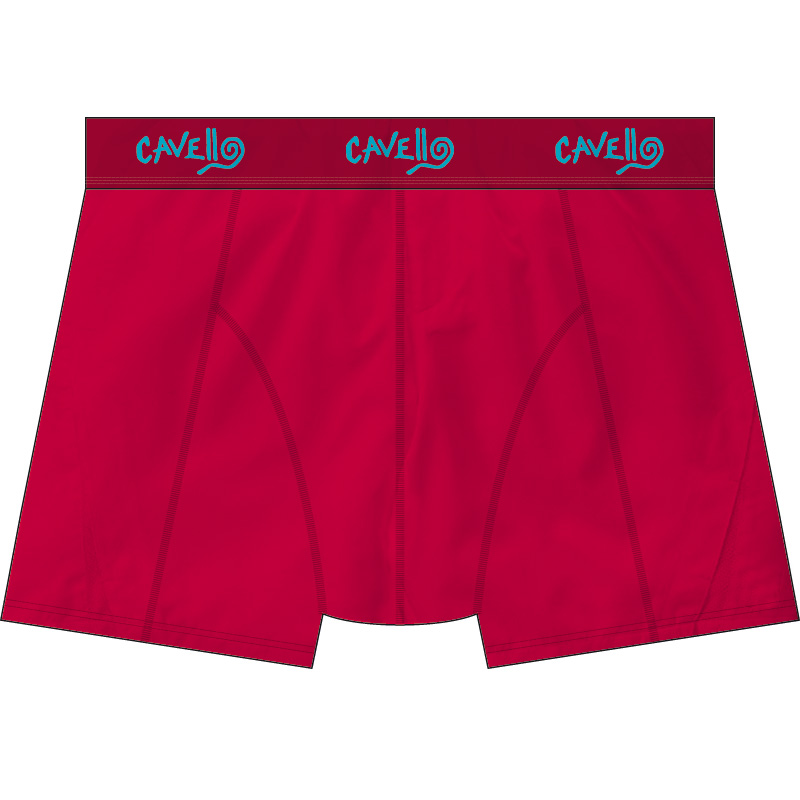 1-Pack Men Red/Green