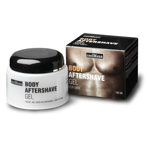 CoolMann Body Aftershave Gel