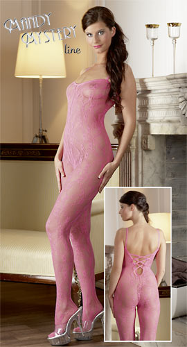 Catsuit Pink