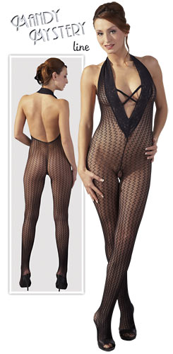 Catsuit Lace Up