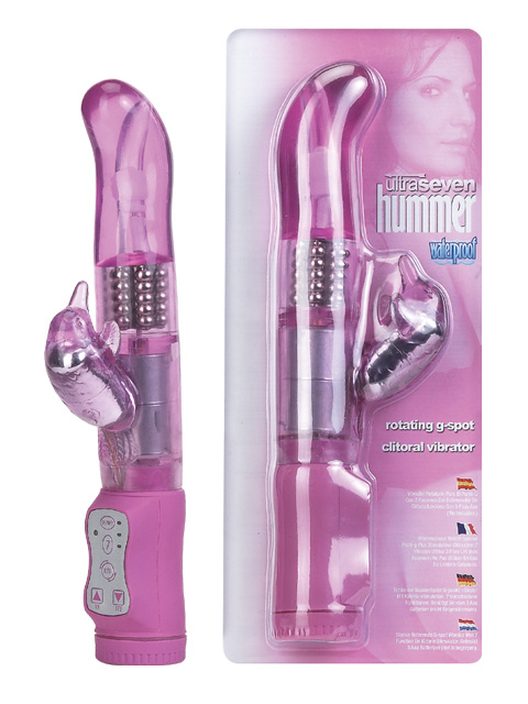 De Hummer G-spot vibrator