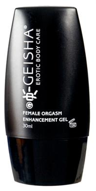 Geisha Female Orgasme Gel