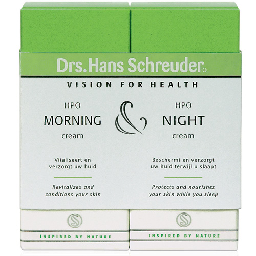 Morning &amp; Night cream - 2 x 25ml