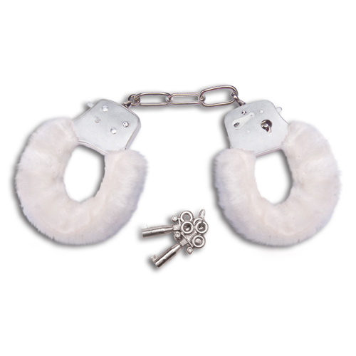 Furry Love Cuff Kit - Wit