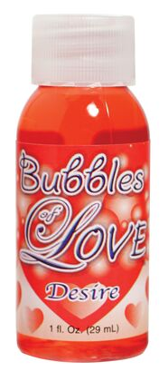 Bubbles of Love - Desire
