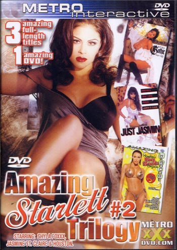 Amazing Starlett - Part 2 Trilogy